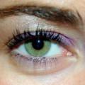 Smink zöld szemhez
