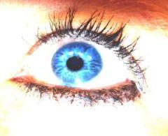Szemfestés nagy szemekre